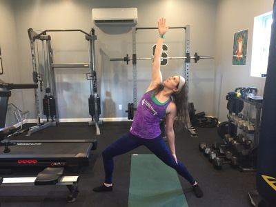 standing beginner yoga poses  the ambitious fox